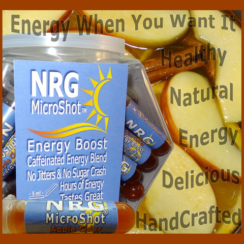 NRG MicroShots IndieGoGo CrowdFunding Campaign