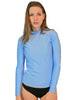 Light Blue Rash Guards