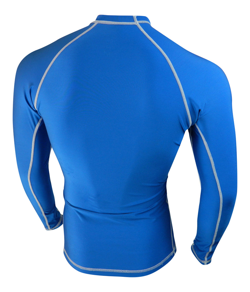 Royal Blue Rash Guard