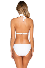Sunsets White Marilyn Halter