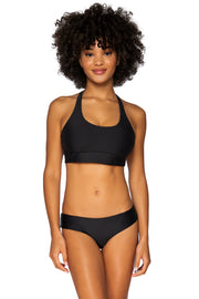 Swim Systems Black  Hazel Hipster