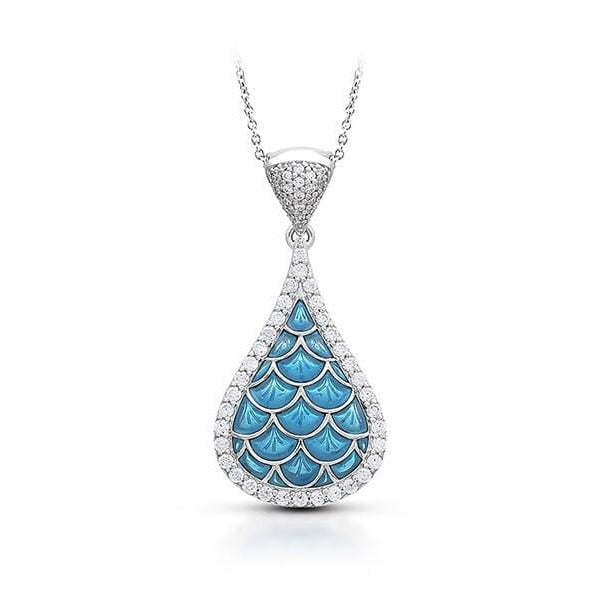 Marina Sea Blue Pendant