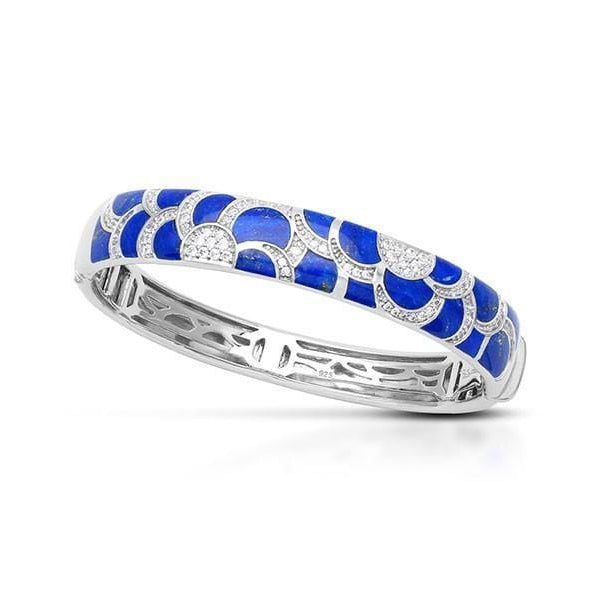 Adina Lapis Bangle-Belle Etoile-Renee Taylor Gallery