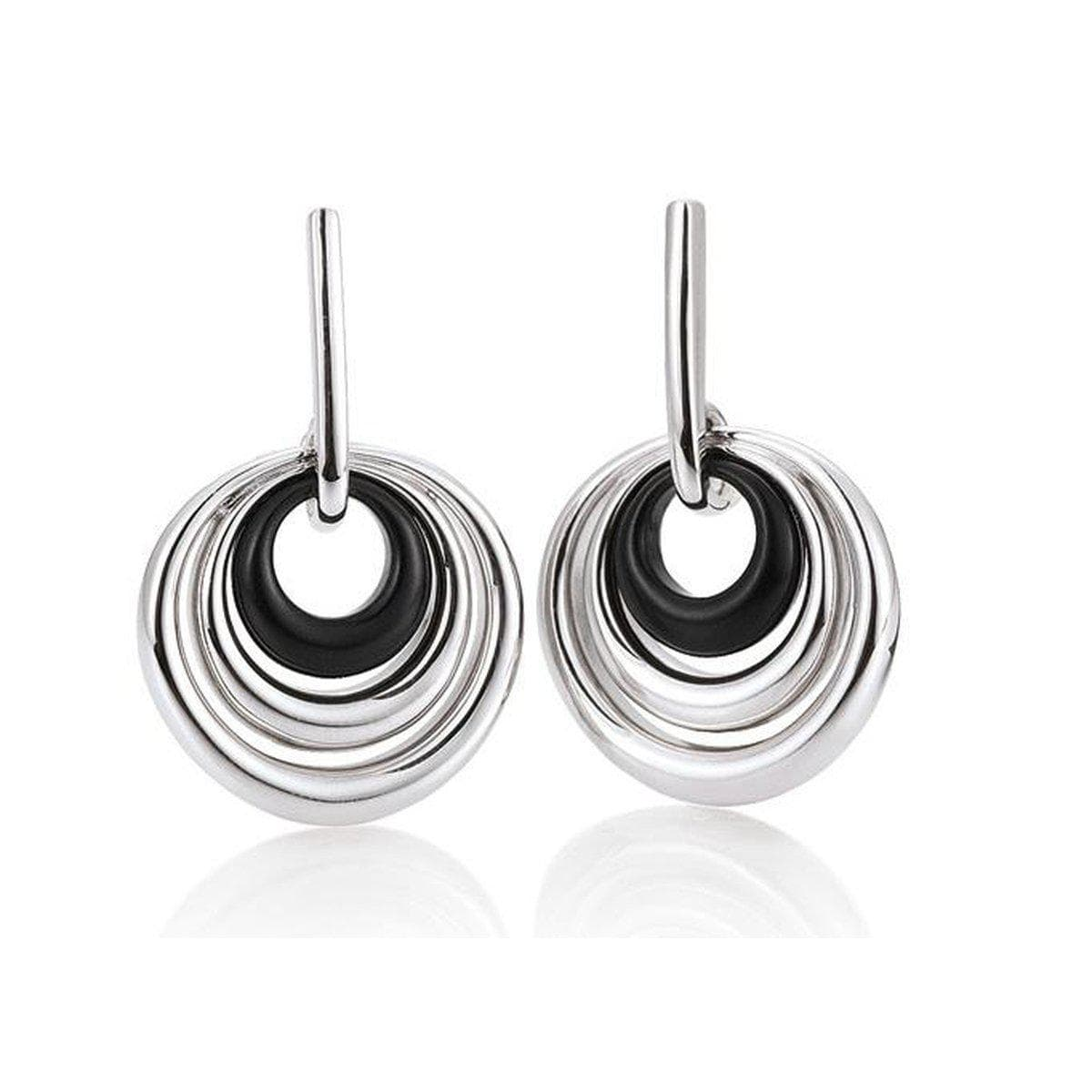 Sterling Silver Earrings - 12/02010-Breuning-Renee Taylor Gallery