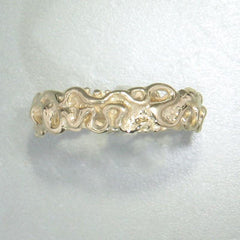 14k Gold Ring - 343-Y-Leon Israel Designs-Renee Taylor Gallery