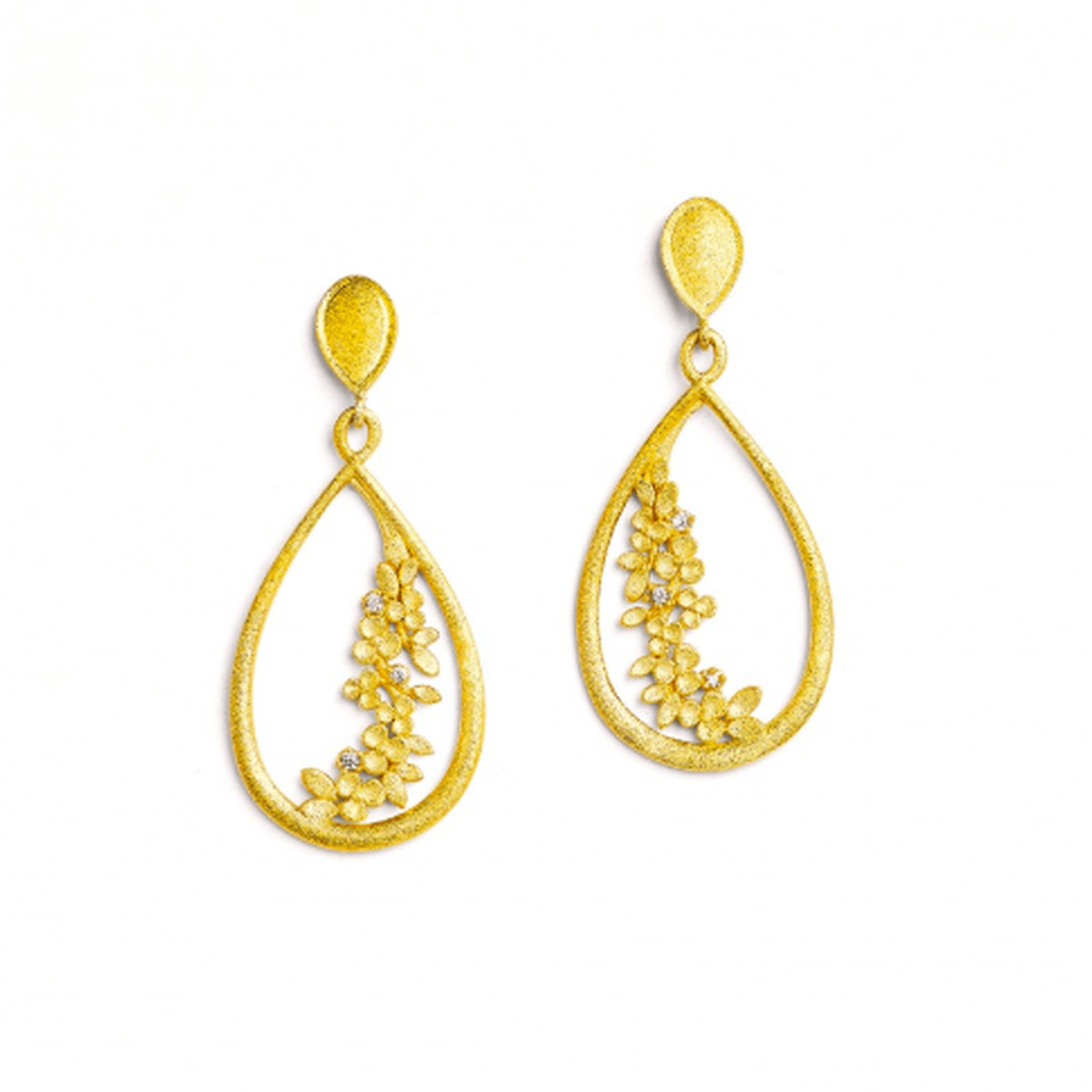 Liliana Zirconia Earrings - 15520156