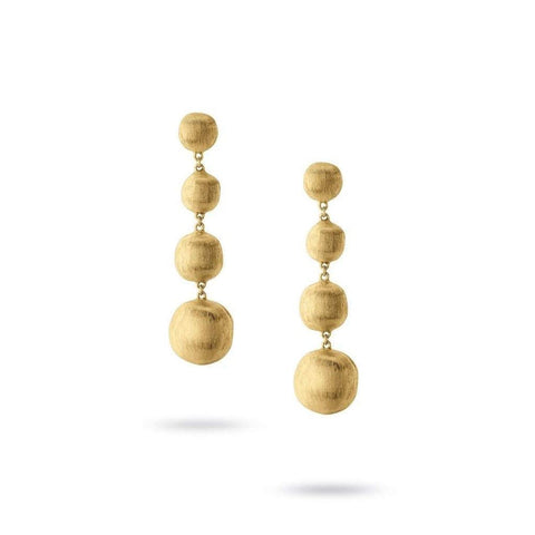 18K Africa Earrings - OB1157 Y-Marco Bicego-Renee Taylor Gallery