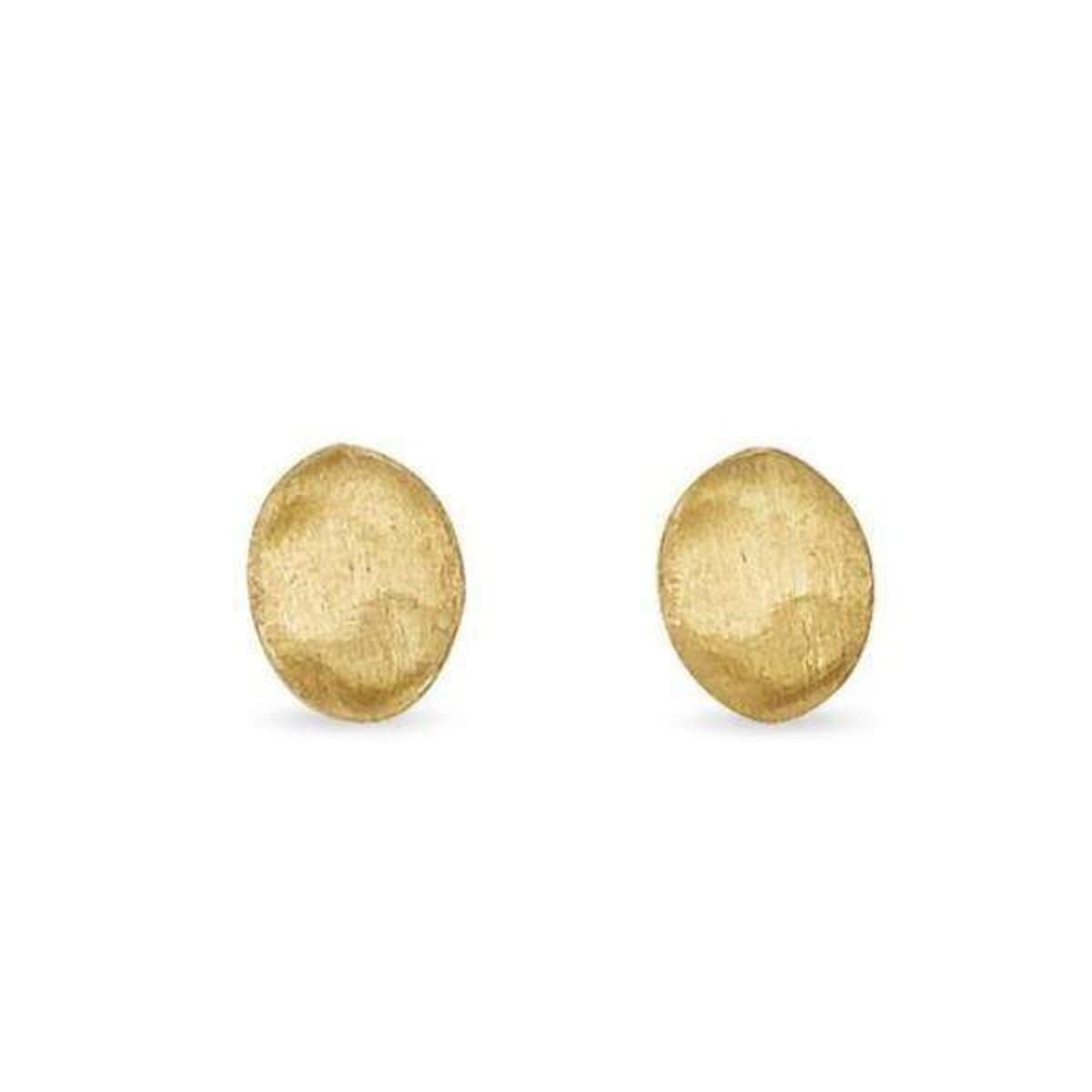 18K Siviglia Stud Earrings - OB620 Y-Marco Bicego-Renee Taylor Gallery