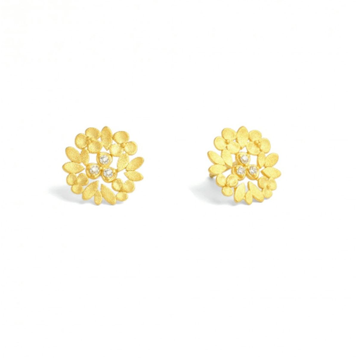 Liami Zirconia Stud Earrings - 19280156 - Bernd Wolf