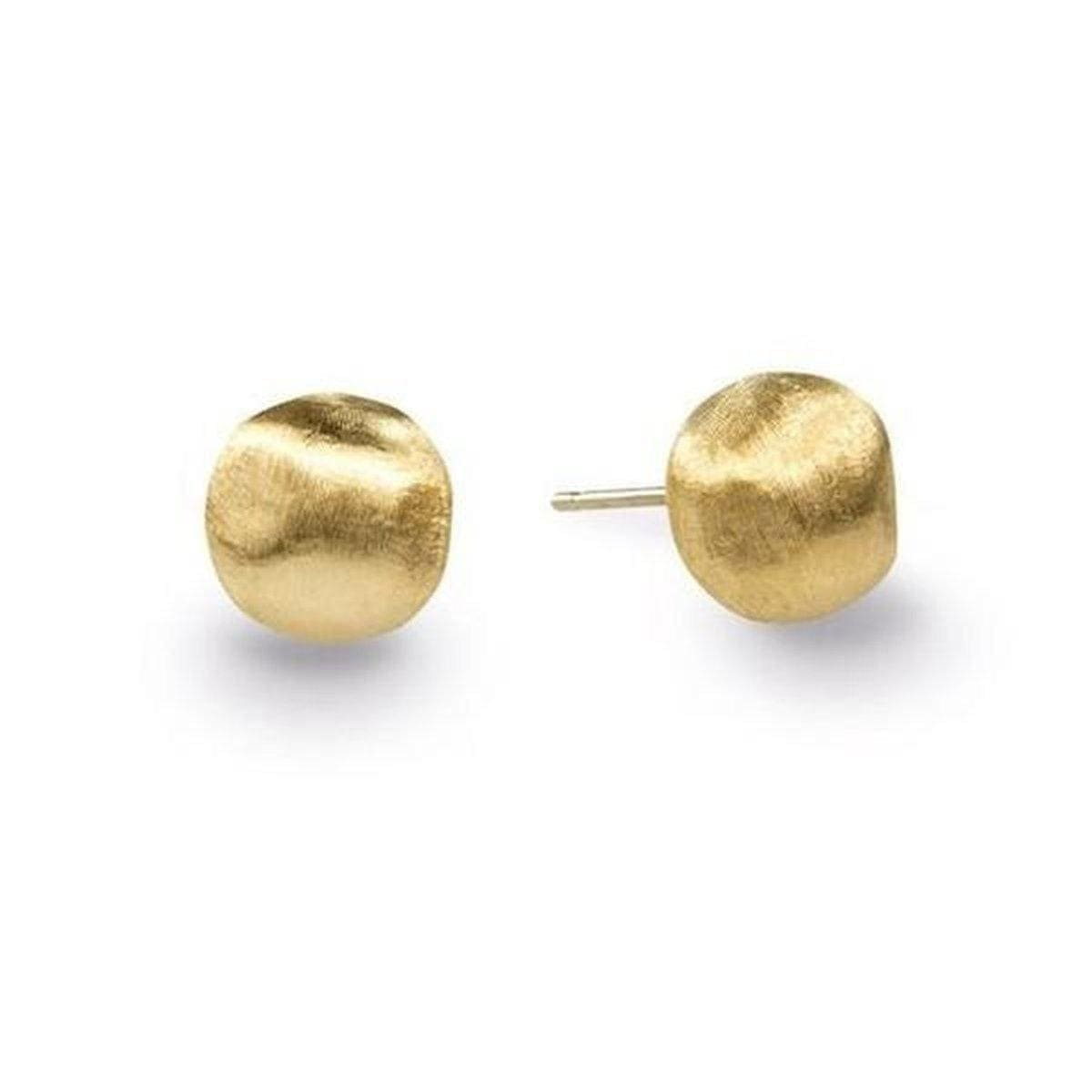 18K Africa Earrings - OB1015 Y-Marco Bicego-Renee Taylor Gallery