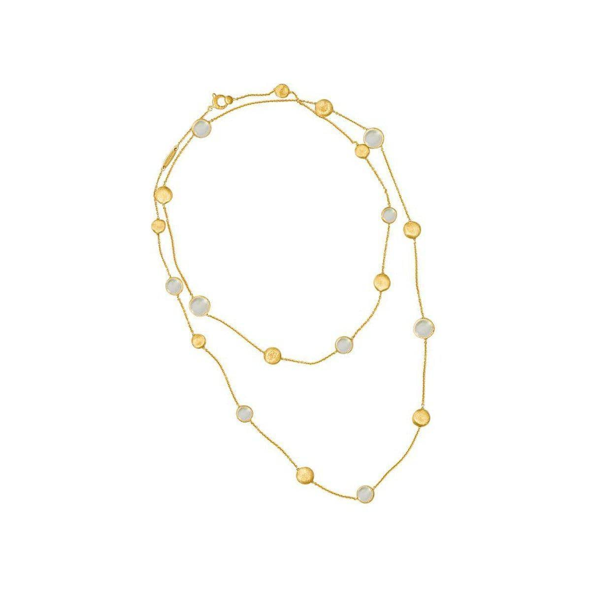 18K Jaipur Necklace - CB1238 MPW Y 36""
