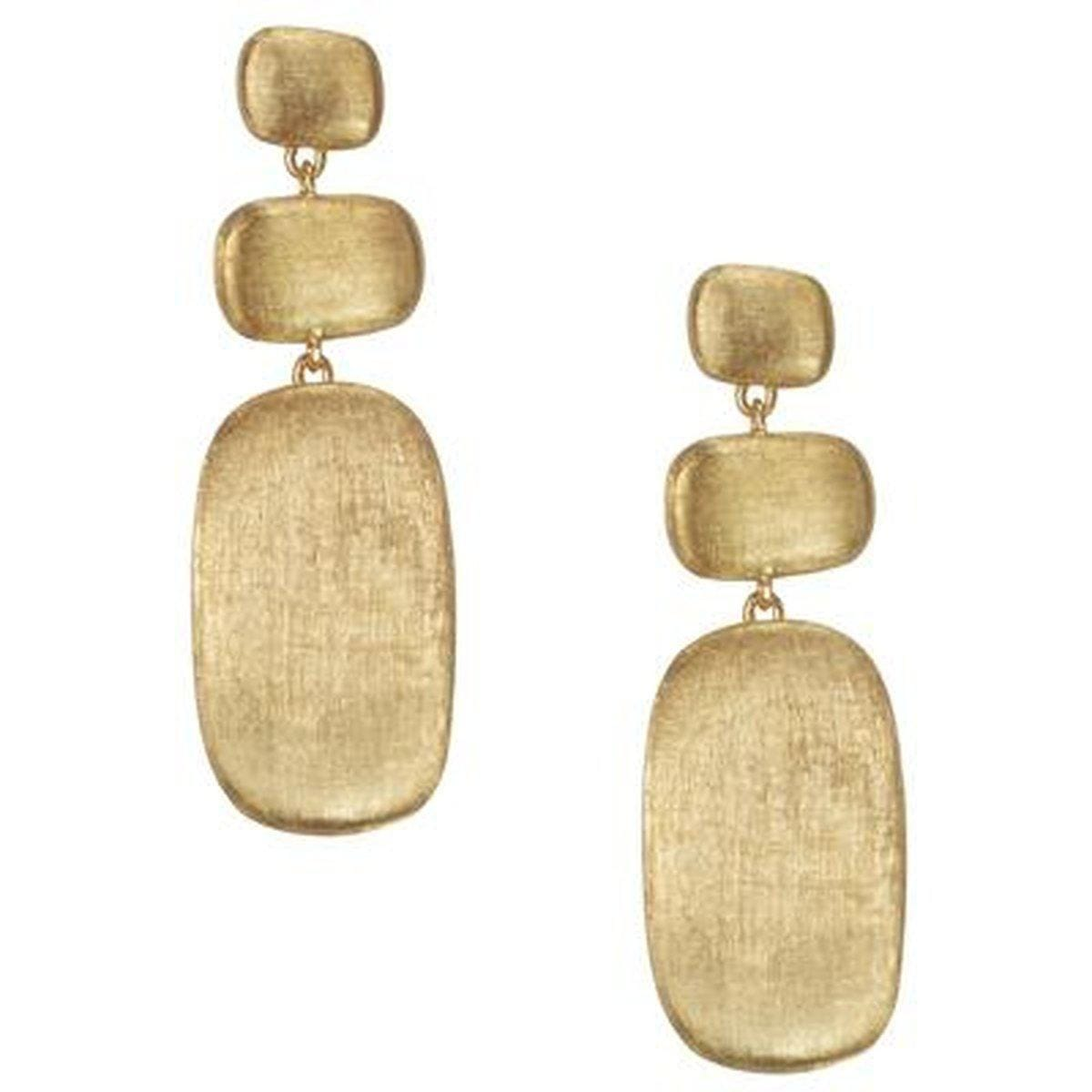 18K Gold Murano Earrings - OB1218 Y-Marco Bicego-Renee Taylor Gallery