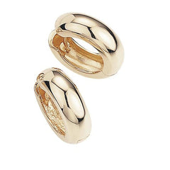 Yellow Gold Plated Sterling Silver Earrings - 06/03703-Y-Breuning-Renee Taylor Gallery