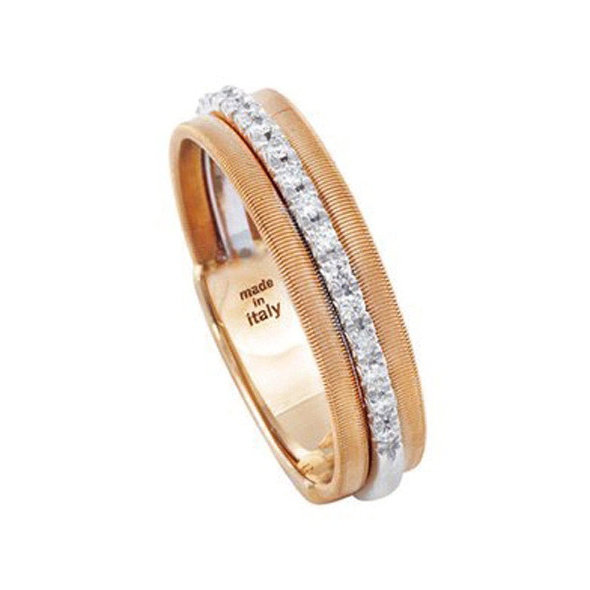 18K Goa Diamond Ring - AG322 B WR - Marco Bicego