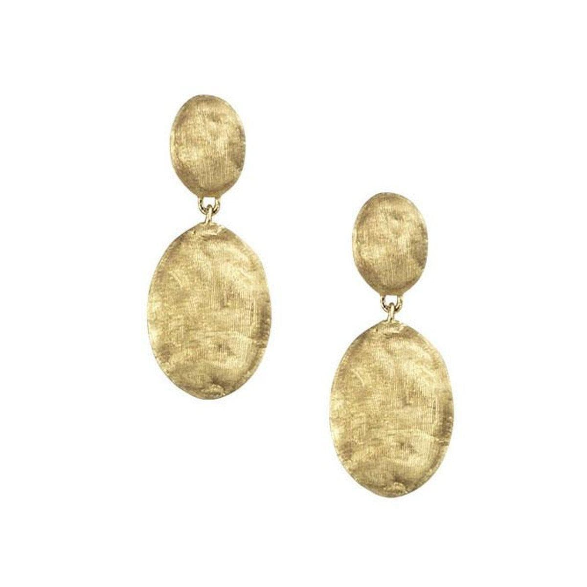 18K Siviglia Earrings - OB1289 Y-Marco Bicego-Renee Taylor Gallery