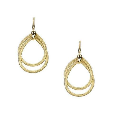 18K Cairo Earrings - OG325 Y-Marco Bicego-Renee Taylor Gallery