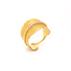Marika Diamond & 14k Gold Ring - M4155