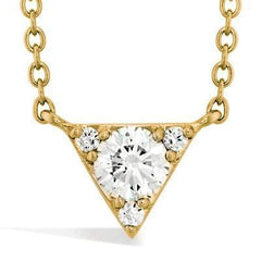 Triplicity Triangle Pendant - HFPTRIT00288-Hearts on Fire-Renee Taylor Gallery