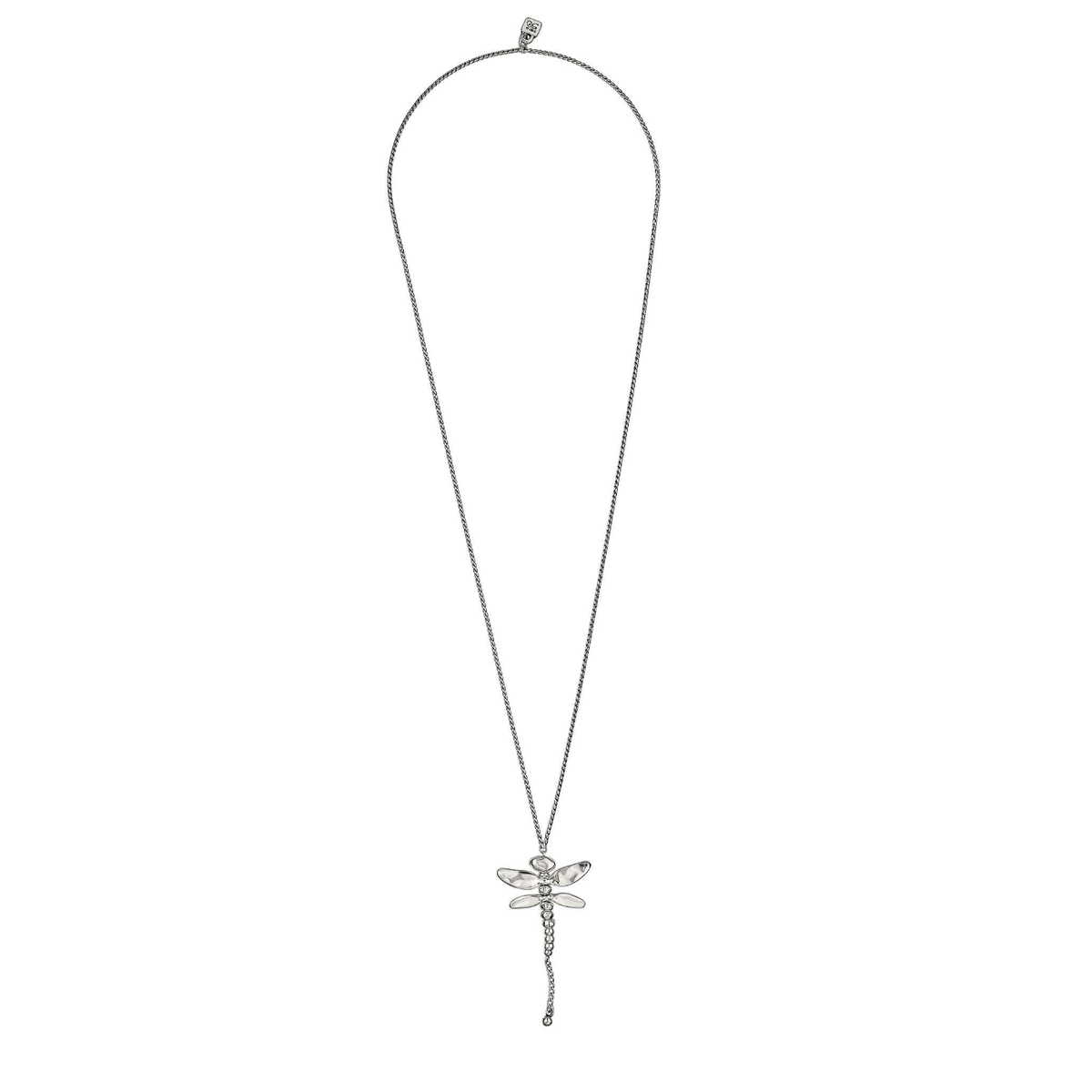 Long Dragonfly Necklace - COL0976MTL0000U