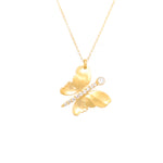 Marika Diamond & 14k Gold Necklace - M3927