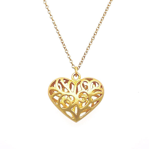 Marika 14k Gold Necklace - MA4731-Marika-Renee Taylor Gallery