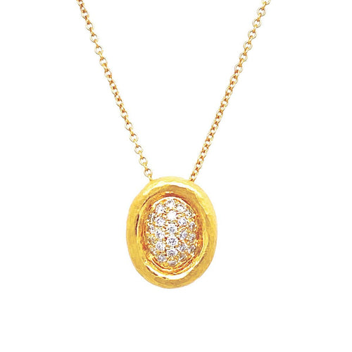 Marika Diamond & 14k Gold Necklace - MA5620-Marika-Renee Taylor Gallery