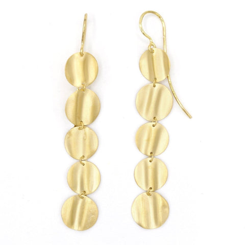 Marika 14k Gold Earrings - M7002-Marika-Renee Taylor Gallery