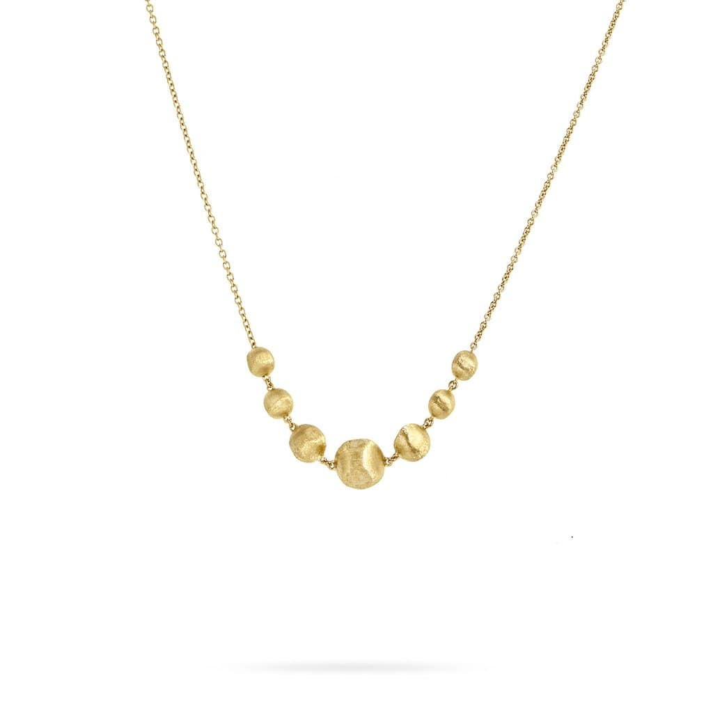 18K Africa Necklace - CB2328-Y