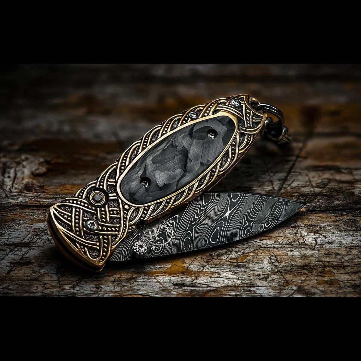 Morpheus Dublin Pendant Knife - B02 DUBLIN-William Henry-Renee Taylor Gallery