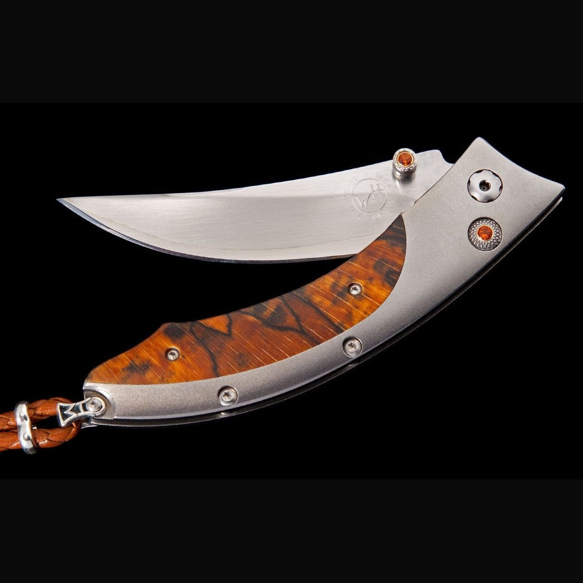 Persian Windswept Limited Edition Knife - B11 WINDSWEPT-William Henry-Renee Taylor Gallery