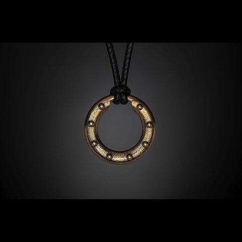 Bronze Orbit Necklace - P50 BZ - William Henry