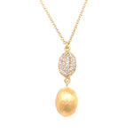 Marika Diamond & 14k Gold Necklace - MA7782-Marika-Renee Taylor Gallery