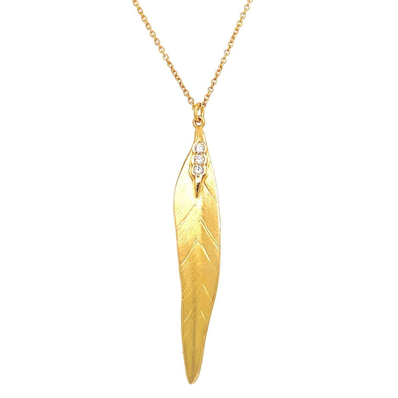 Marika Diamond & 14k Gold Necklace - MA7829-Marika-Renee Taylor Gallery