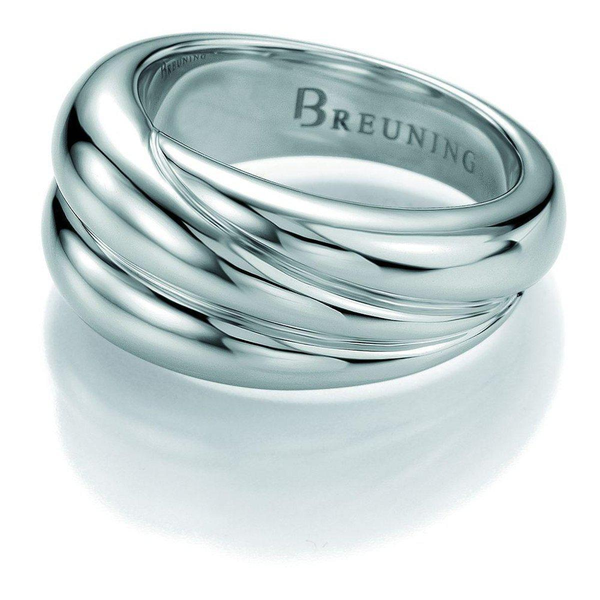 Sterling Silver Ring - 44/01346-Breuning-Renee Taylor Gallery