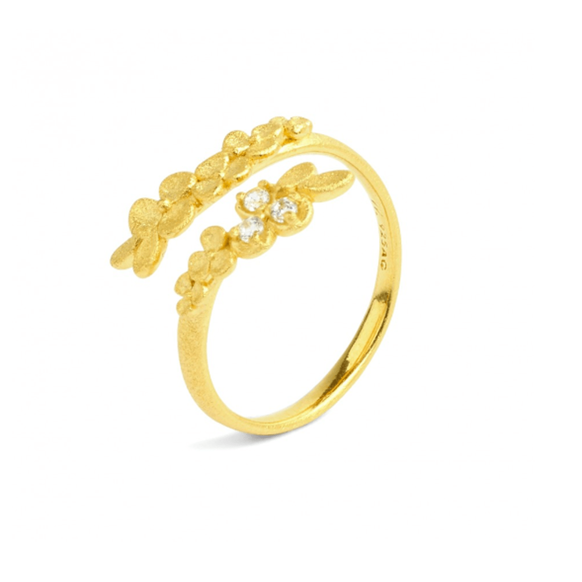 Melia Zirconia Ring - 53307156