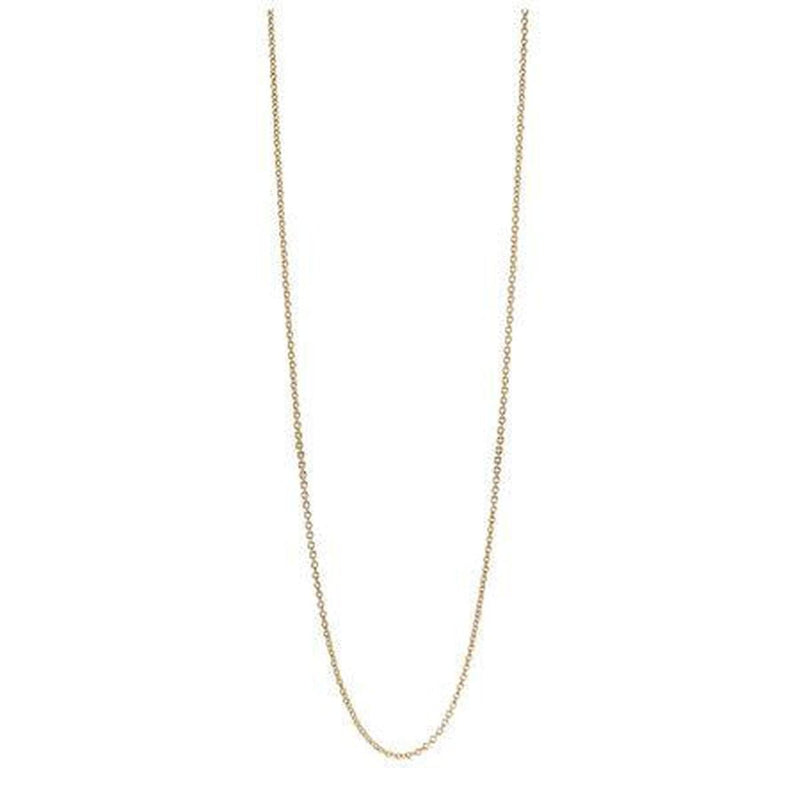14K Gold Small Link Chain - 550110-60-Pandora-Renee Taylor Gallery