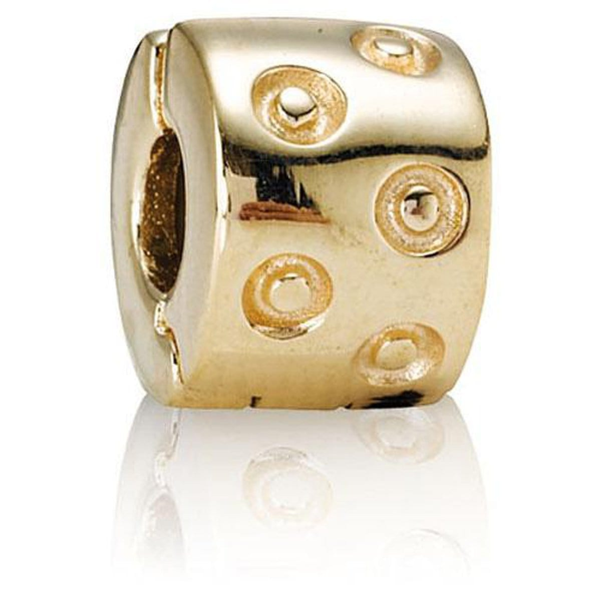 Seeing Spots 14K Gold Charm - 750345