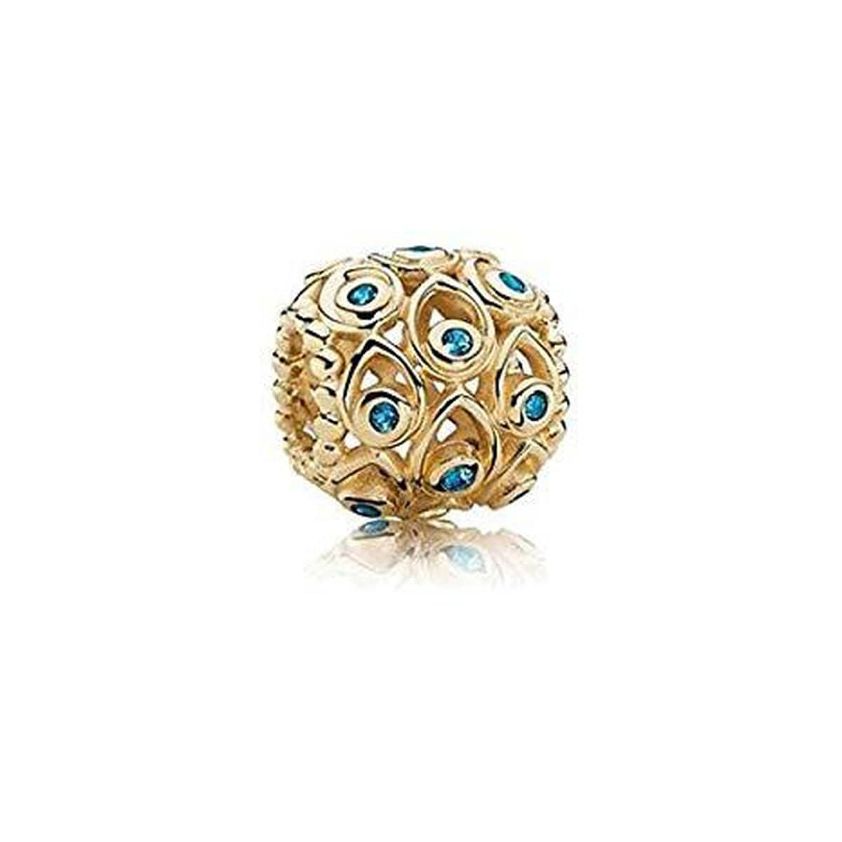 Ocean Treasures 14K Gold Charm - 750817TPP