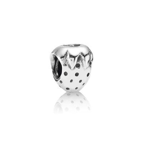Strawberry Sterling Silver Charm - 790112 - Pandora