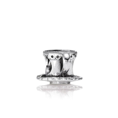 Tea Cup and Saucer Sterling Silver Charm - 790361 - Pandora