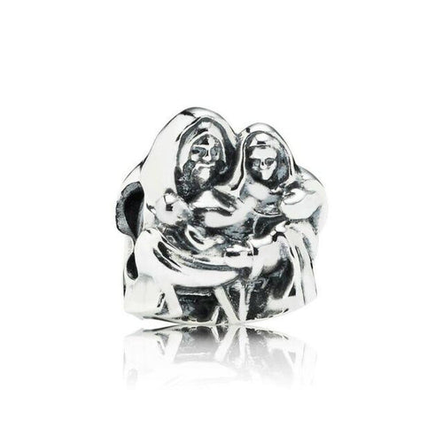 Holy Family Charm - 791369-Pandora-Renee Taylor Gallery