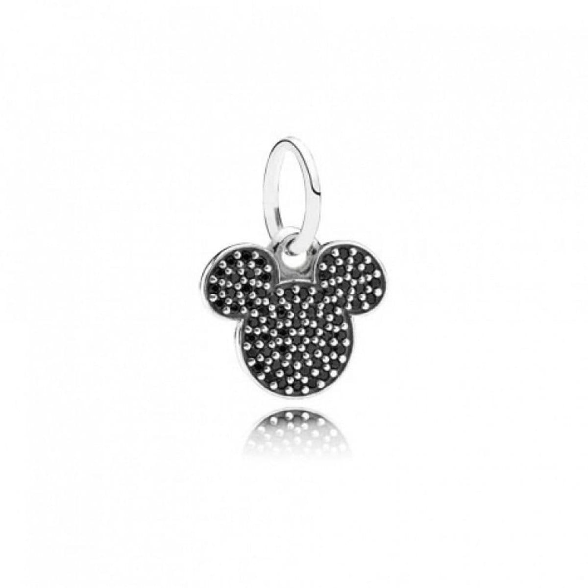 Disney, Sparkling Mickey Icon Charm - 791446NCK