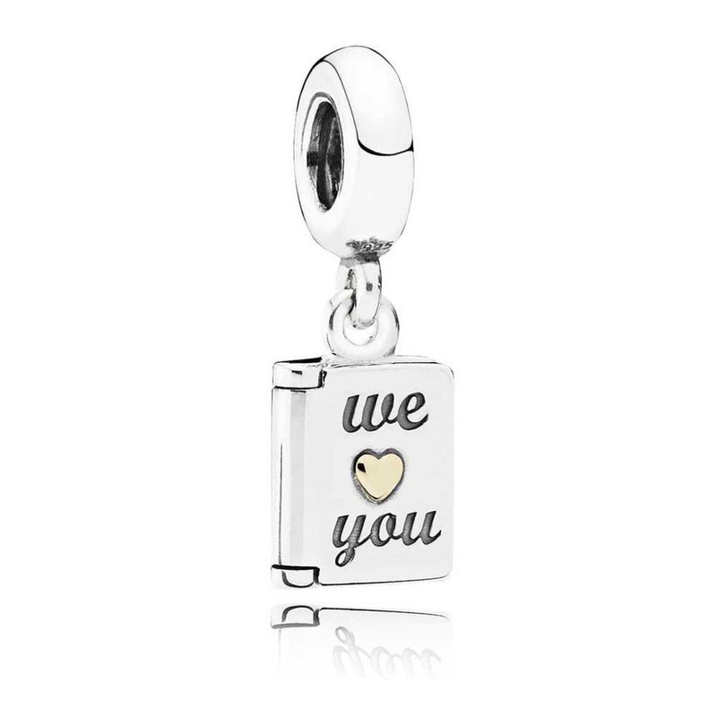 We Love You Charm - 791532-Pandora-Renee Taylor Gallery