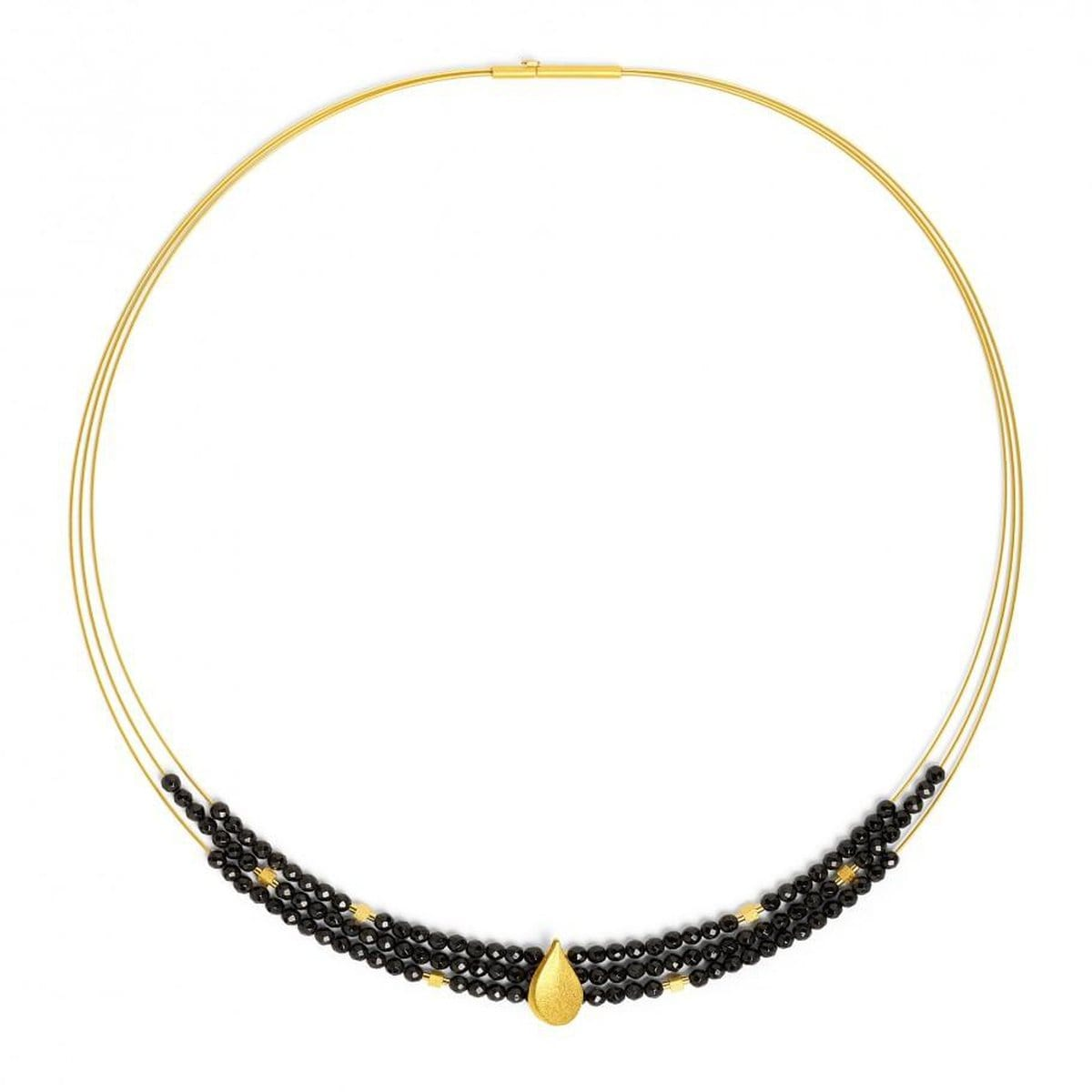 Cubaleni Spinel Necklace - 84122496-Bernd Wolf-Renee Taylor Gallery