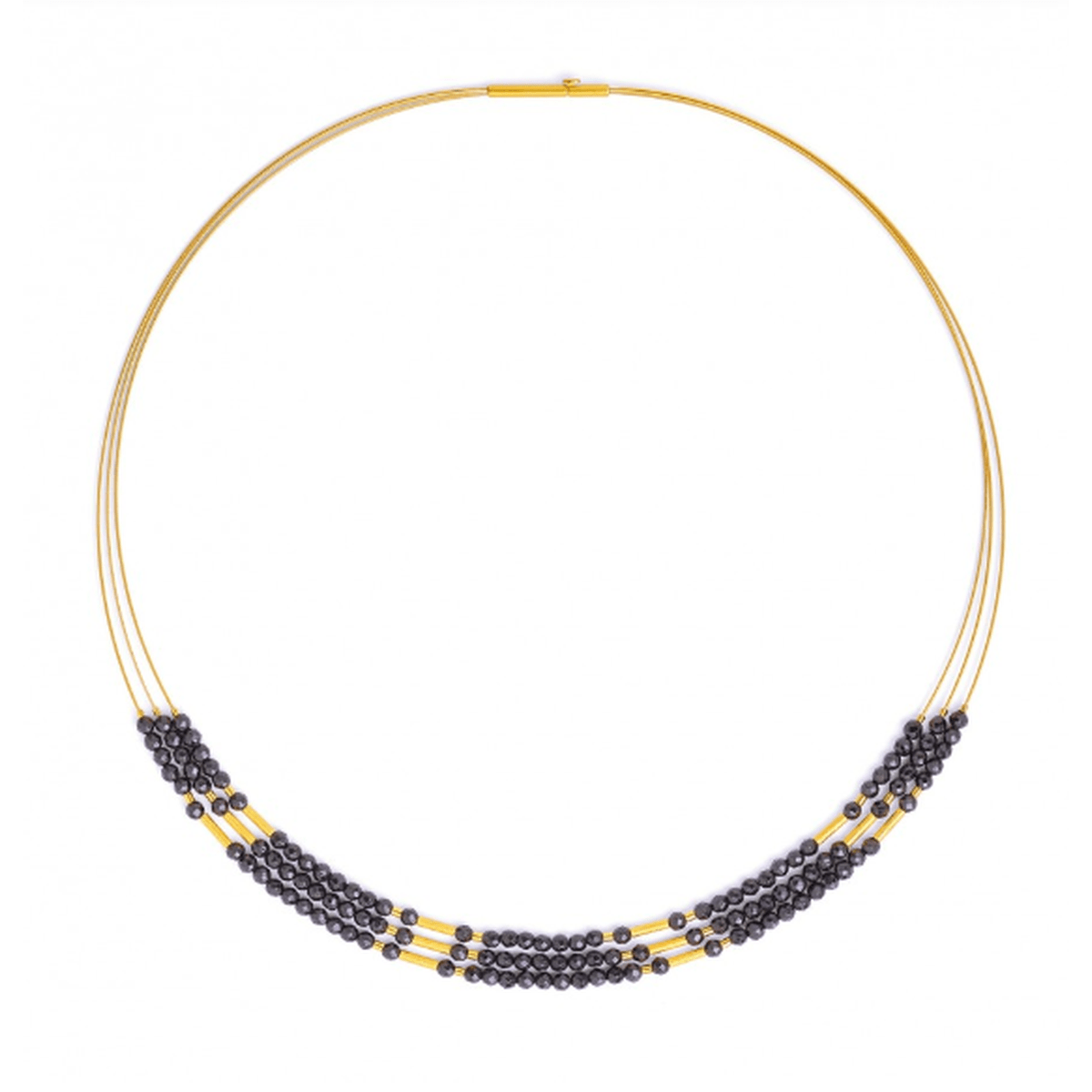 Clinitri Spinel Necklace - 85236496-Bernd Wolf-Renee Taylor Gallery
