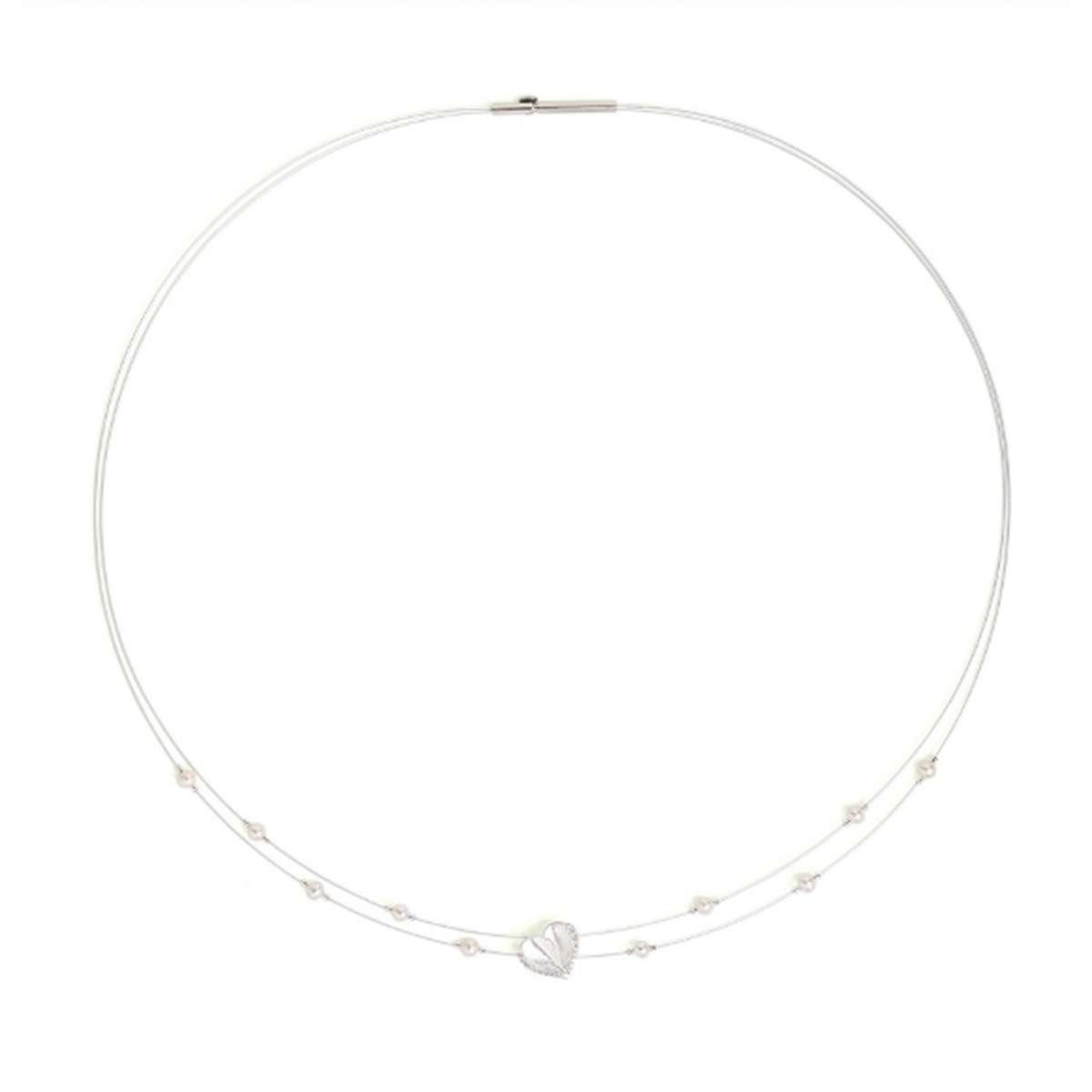 Corelis Freshwater Pearl Necklace - 87104654-Bernd Wolf-Renee Taylor Gallery