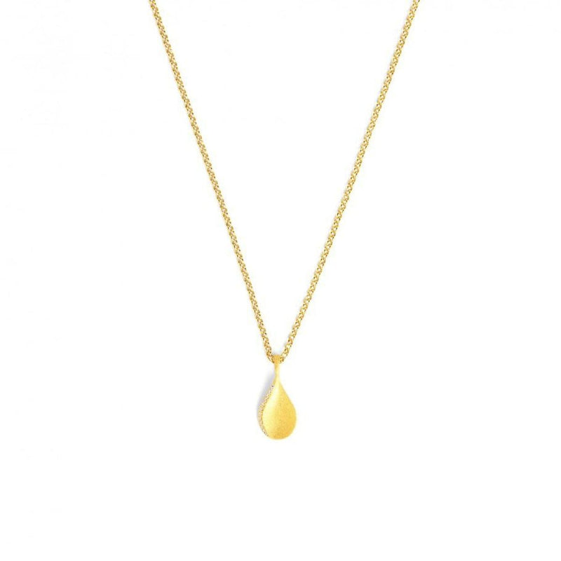 Aquanica Zirconia Necklace - 87304156-Bernd Wolf-Renee Taylor Gallery