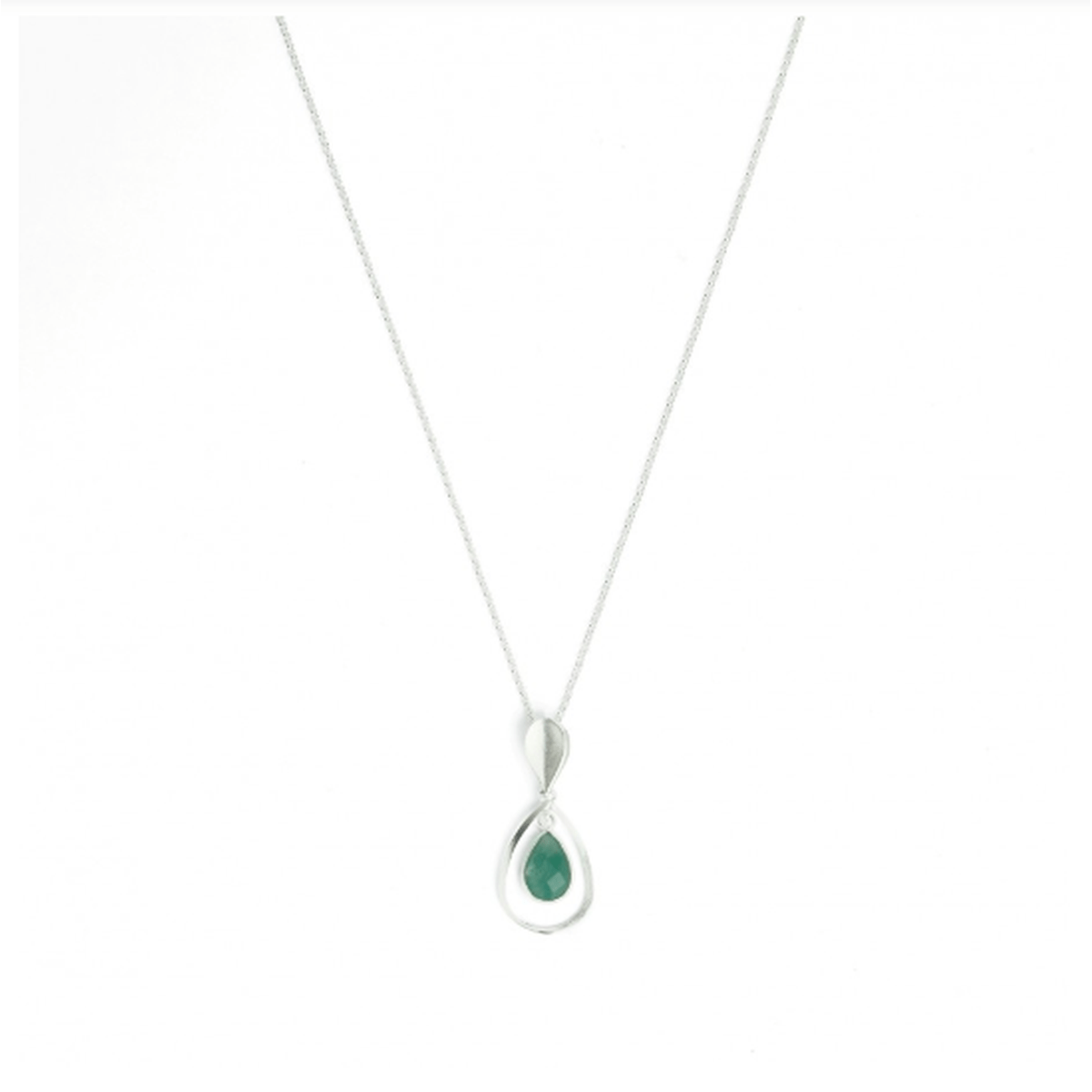 Sequanni Amazonite Necklace - 87851404-Bernd Wolf-Renee Taylor Gallery