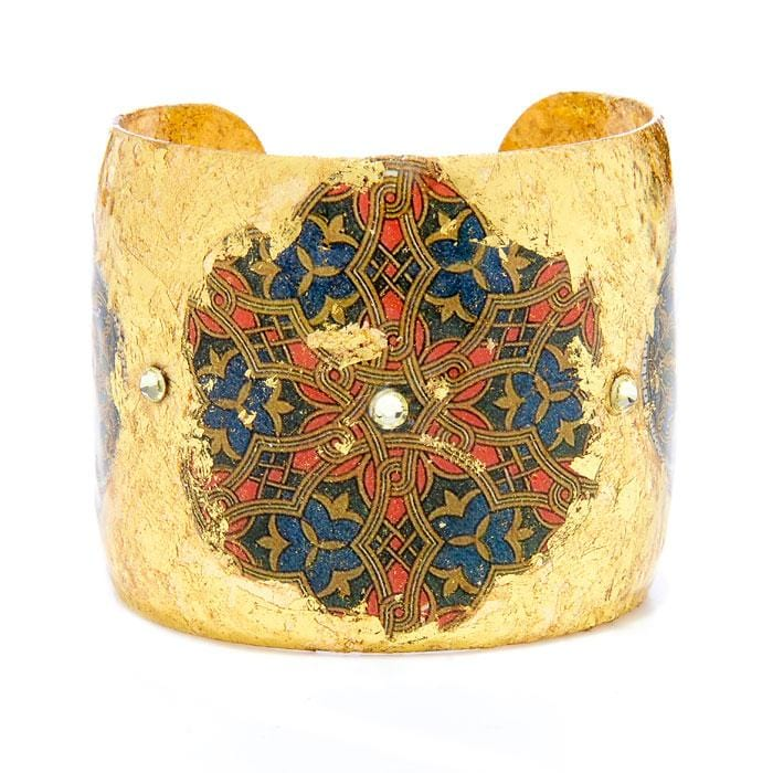 Luxor Cuff - AC104-Evocateur-Renee Taylor Gallery