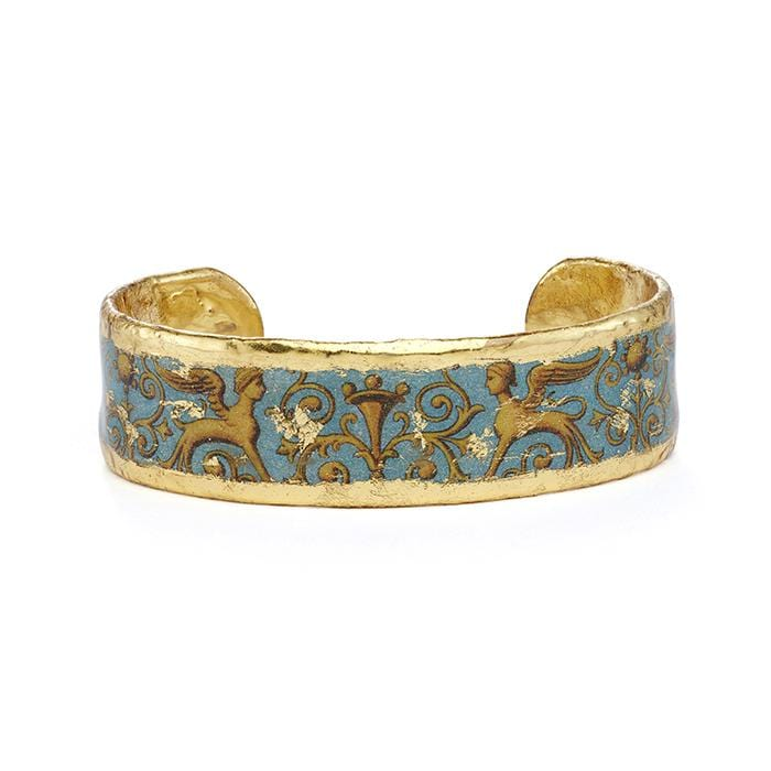 Umbria Cuff - AC116-Evocateur-Renee Taylor Gallery